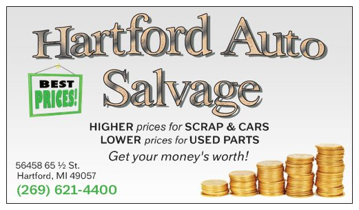 Hartford Auto Salvage
